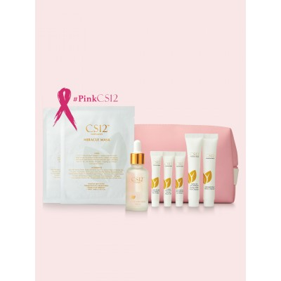 [LIMITED] #PinkCS12 Glow - Active Night Serum Special Edition